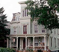 Hudson City Bed and Breakfast, Hudson New York